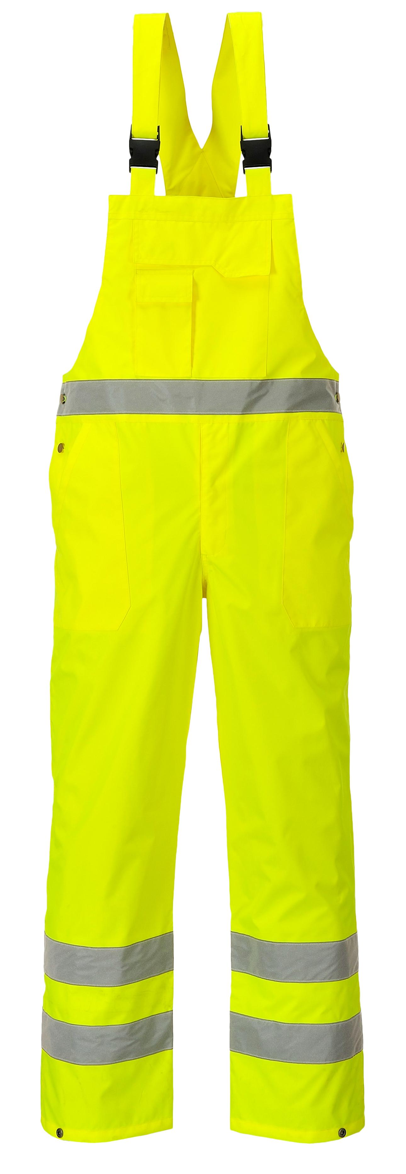 125767cff9ac Pracovné odevy - Reflexné nohavice na traky - nepodšité