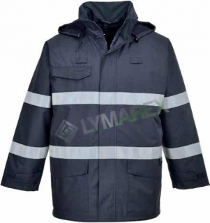 Nepremokavá bunda Bizflame Rain Multi Protection